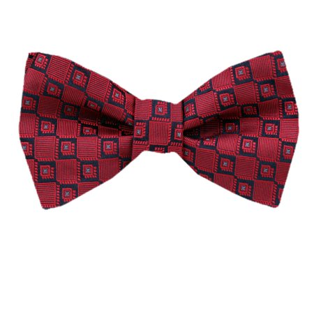 Pattern Bow Tie (Boys and Youth Pre Tied Bow Tie Many Colors and Pattern Available)