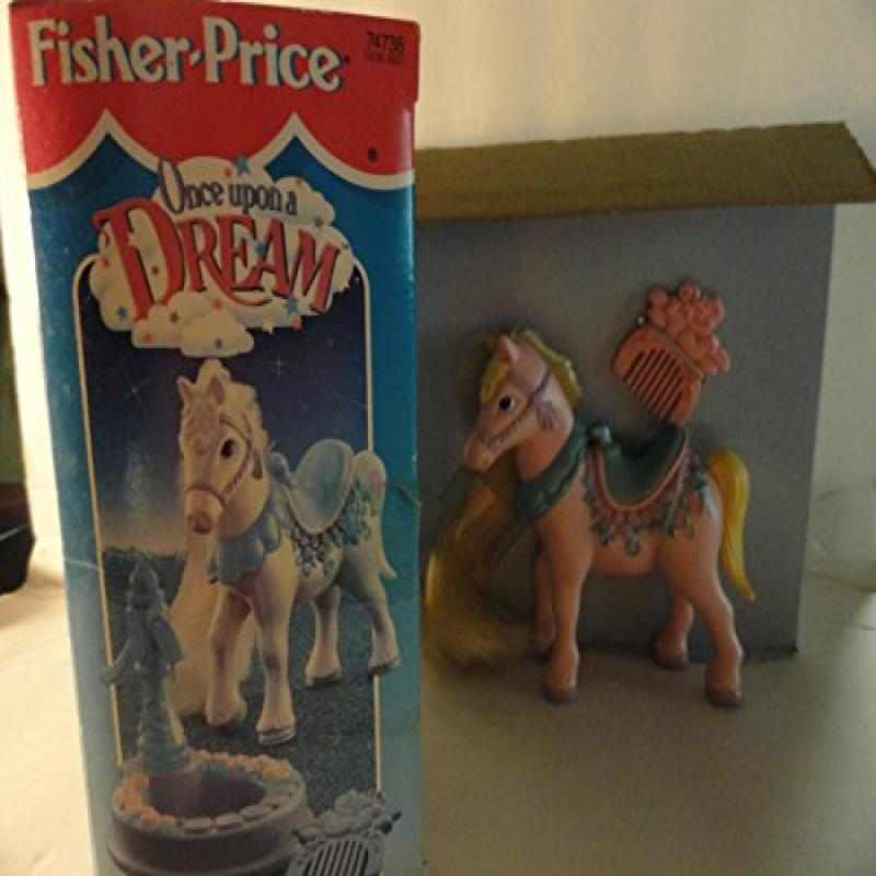 Fisher-Price Once Upon a Dream Garden Pony and Accessories