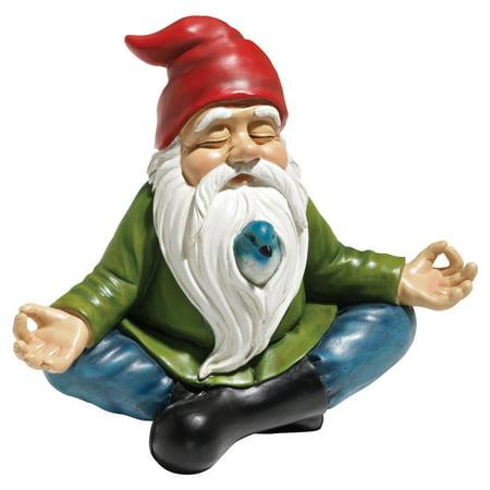 (Design Toscano Zen Garden Gnome Statue)