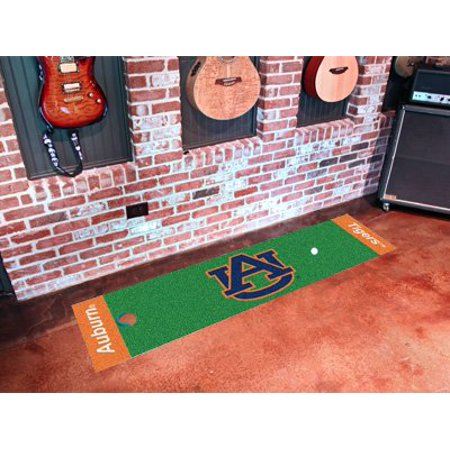 (Fanmats Auburn Tigers Golf Putting Green Runner)