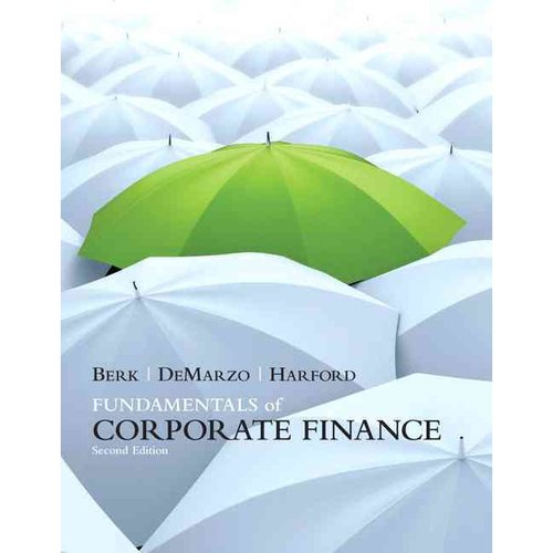 Fundamentals of Corporate Finance [With Web Access]