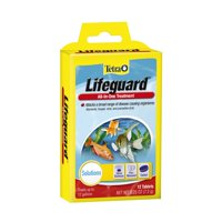 Tetra LifeGuard All-In-One Freshwater Treatment Tablets, 12-count