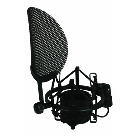 Nady Spider Shock Mount With Pop Filter (Pop Filter 4)
