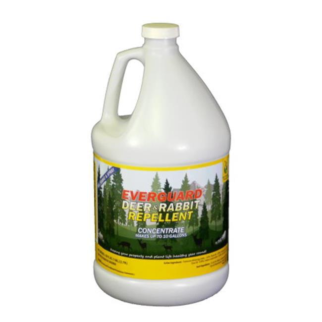 American Deer Proofing Inc.  ADPC128 Everguard Deer & Rabbit Repellent-1gal.  Concentrate
