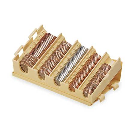 Mmf Coin (MMF INDUSTRIES 221477703 Coin Tray,6-1/4x3-5/8x1-7/8 )