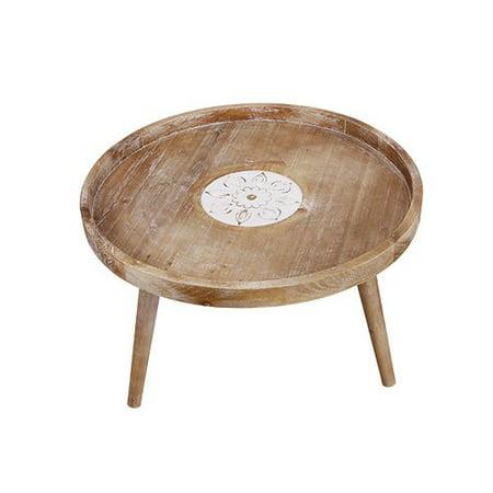 Tremendous Bungalow Rose Plymptonville Tray Table Walmart Com Lamtechconsult Wood Chair Design Ideas Lamtechconsultcom