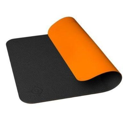 Steelseries Dex Gaming Mouse Pad - Iconic Steelseries Logo\/tooled Pattern\/textured - 0.1\