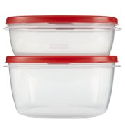 Rubbermaid Easy Find Lids Food Storage Containers, 4-Piece Set