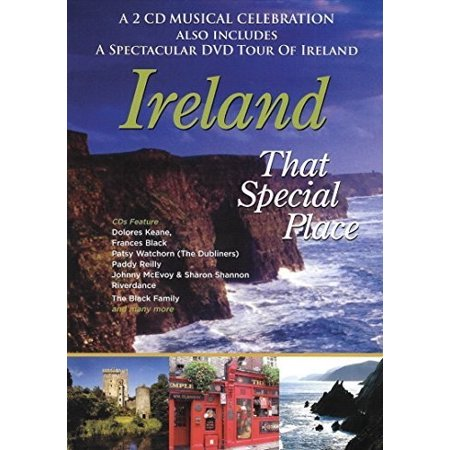 Her Special Place - Ireland: That Special Place (CD)