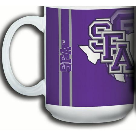11 oz Reflective Mug, Sf Austin