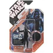 Star Wars Saga Legends 2007 30th Anniversary Shadow Stormtrooper Action Figure