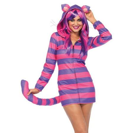 Morris Costume UA85553LG Cat Cheshire Cozy Costume, Large