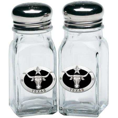 Texas Longhorn Star Salt & Pepper Shakers