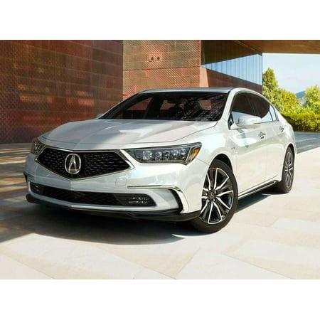 LAMINATED POSTER 2018 Acura RLX Sport Hybrid Car Poster Print 24x16 Adhesive
