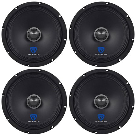 1000w Low Frequency Driver - (4) Rockville RXM84 8