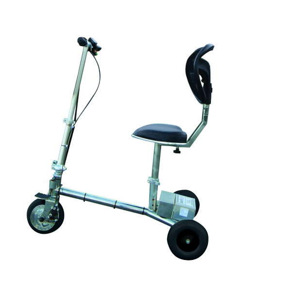 SmartScoot Lightweight Travel Scooter by Innovative Mobility Products LLC