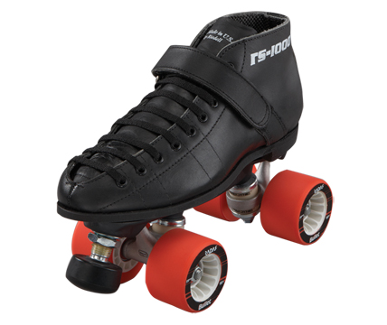 Riedell Quad Roller Skates 125 Hammer by