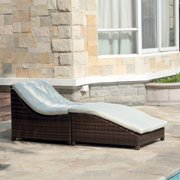Ceets Wave Wicker Patio Lounge Chair