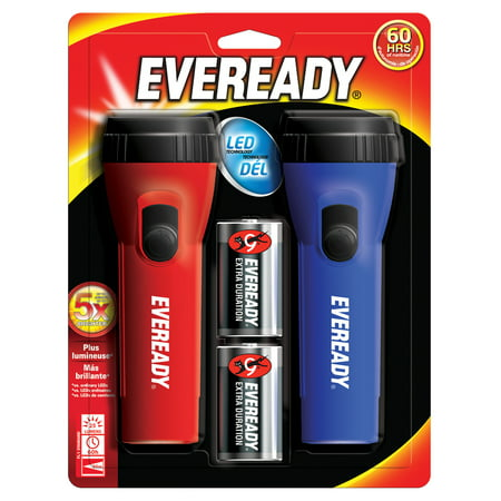 Eveready LED Economy Flashlight ()