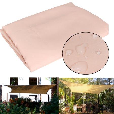 Extra Large Top Sun Shade Sail Canopy Shelter Outdoor Garden Patio