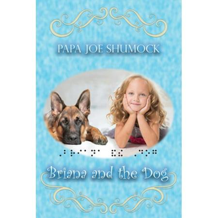 Briana and the Dog - eBook