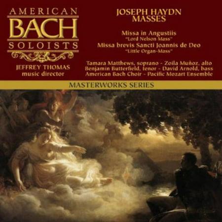 8 Little Organ - Haydn Lord Nelson Mass & Little Organ Mass