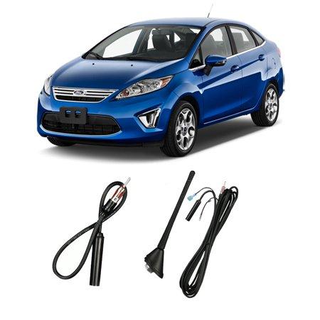 Ford Fiesta 2011-2015 Factory OEM Replacement Radio Stereo Custom Antenna  Mast