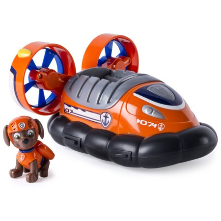 Racing Hovercraft (Paw Patrol - Zuma's Deluxe Hovercraft)