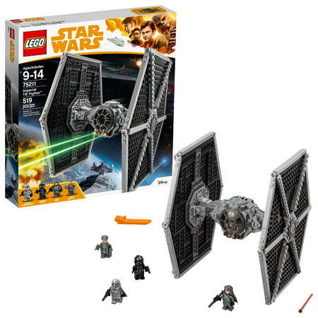 Star Wars Titanium Imperial (LEGO Star Wars TM Imperial TIE Fighter™ 75211 )