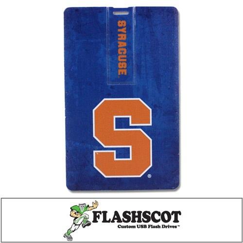Syracuse Orange iCard USB Drive - 8GB