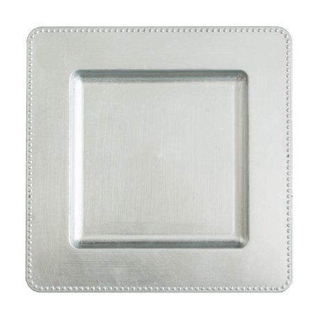 Square Plate Chargers (Richland Charger Plates 13