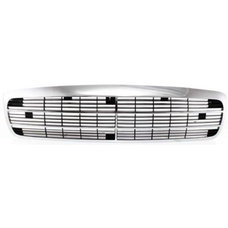 Replacement Top Deal Chrome Grille For 93-94 Buick Regal 10167258 GM1200347