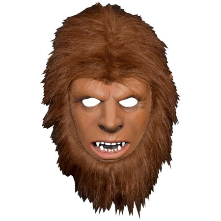 Don Post Classics Werewolf Child Latex Costume Half-Mask - Post Apocalyptic Costumes