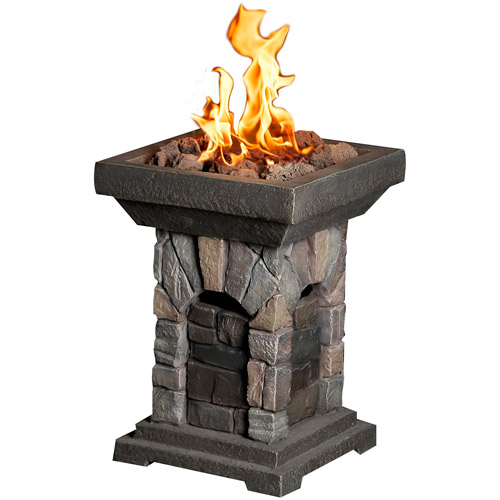 Tahoe Lp Gas Fire Pit Tabletop Bowl