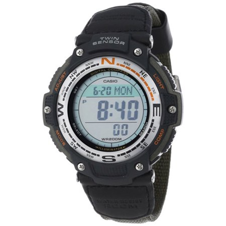 Men's Digital Compass Twin Sensor Sport Watch ()