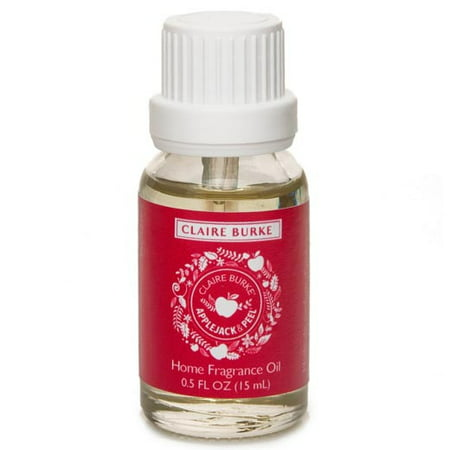 Claire Burke Home Fragrance Oil 0 5 Oz    Applejack   Peel