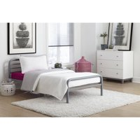 DHP 6 Inch Quilted Mattress, Multiple Colors, Multiple Sizes