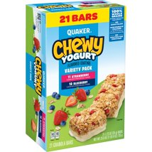 Granola & Protein Bars: Quaker Chewy Yogurt Bars