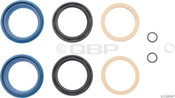 Compatible with Vanilla Float Enduro Seal and Wiper kit for FOX 32mm Standard