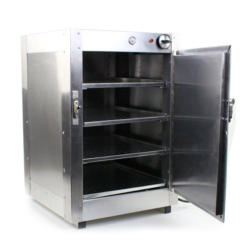 HeatMax Commercial Food Pastry Warming Case Aluminum ...
