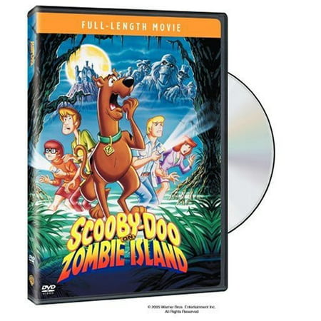 Scooby-Doo on Zombie Island (DVD) - Halloween Rob Zombie Full Movie