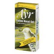 (3 pack) Saline Ayr Nasal Gel 0.5 oz.
