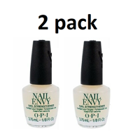 ($9 Value) OPI Nail Envy Original Mini Nail Strengthener, 2-Pack (0.125 Fl Oz Each)