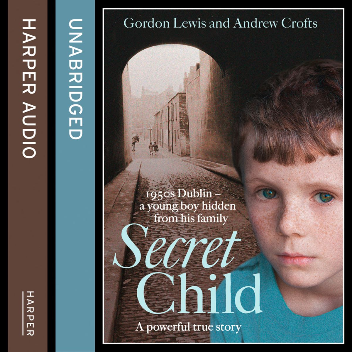 Secret Child - Audiobook