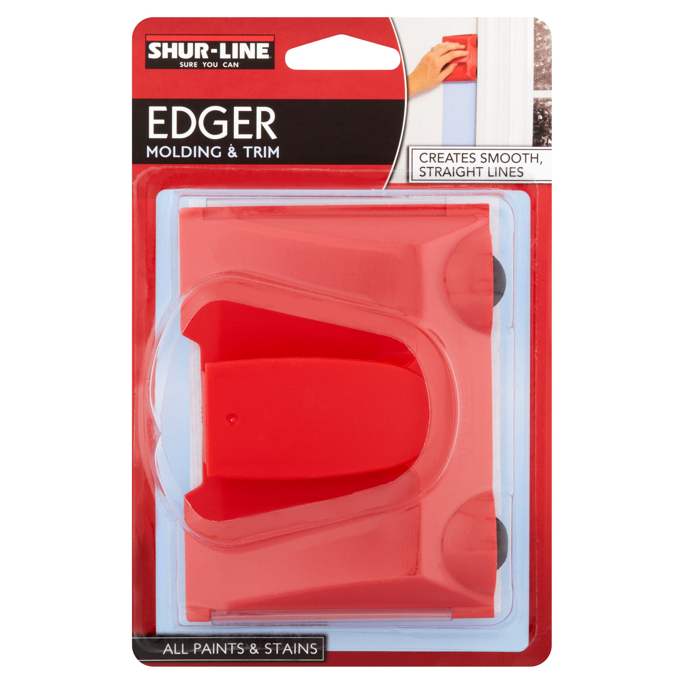Shur-Line All Paints & Stains Edger Molding & Trim
