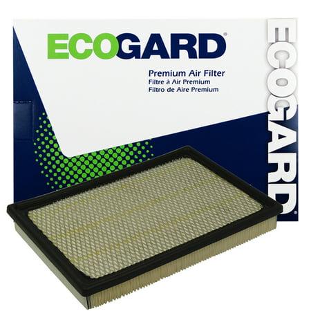 ECOGARD XA4343 Premium Engine Air Filter Fits Ford Bronco, Crown Victoria, LTD,F-150, F-250, E-150 Econoline; Lincoln Town Car; Mercury Grand Marquis, Marauder