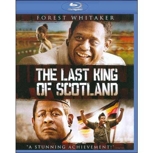 The Last King Of Scotland (Blu-ray) (Widescreen)