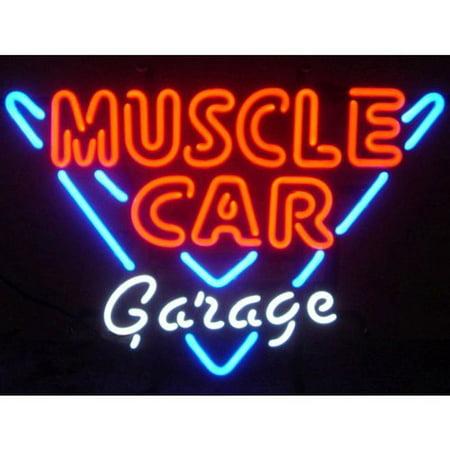 Muscle Car Decor (Neonetics Muscle Car Garage Neon)