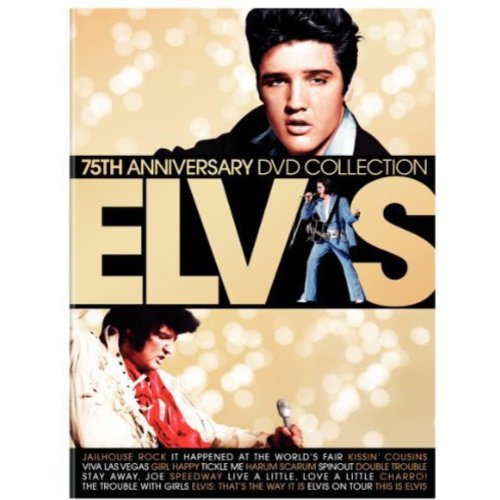 Elvis 75th Anniversary Collection (17 Films)