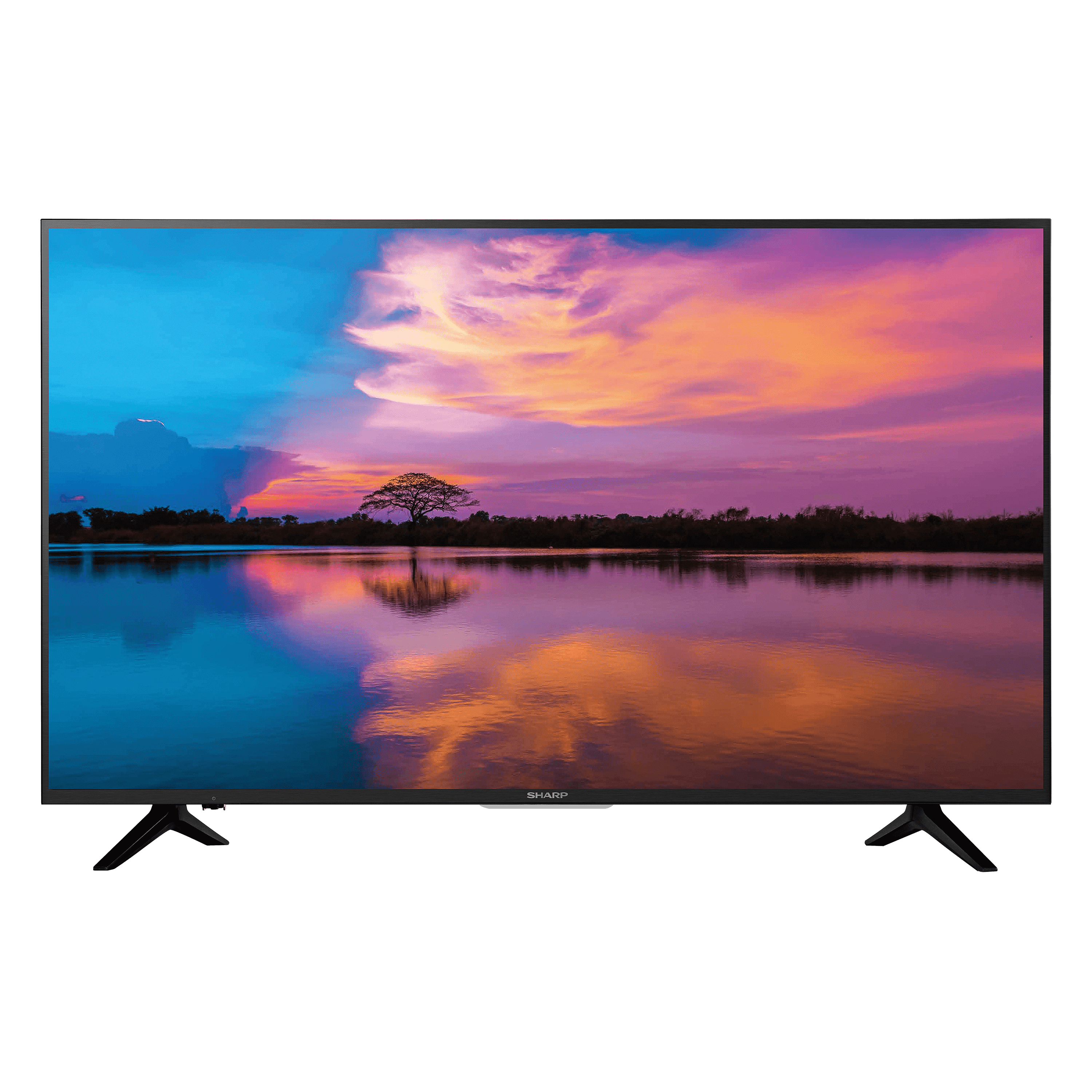 Refurbished Sharp 55 Class 4k 2160p Smart Led Tv Lc 55q7030u Walmart Com Walmart Com